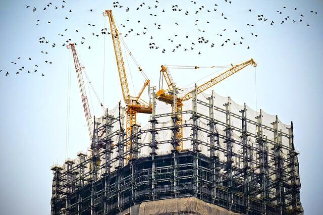 פרויקט בנייה ללא מנהל