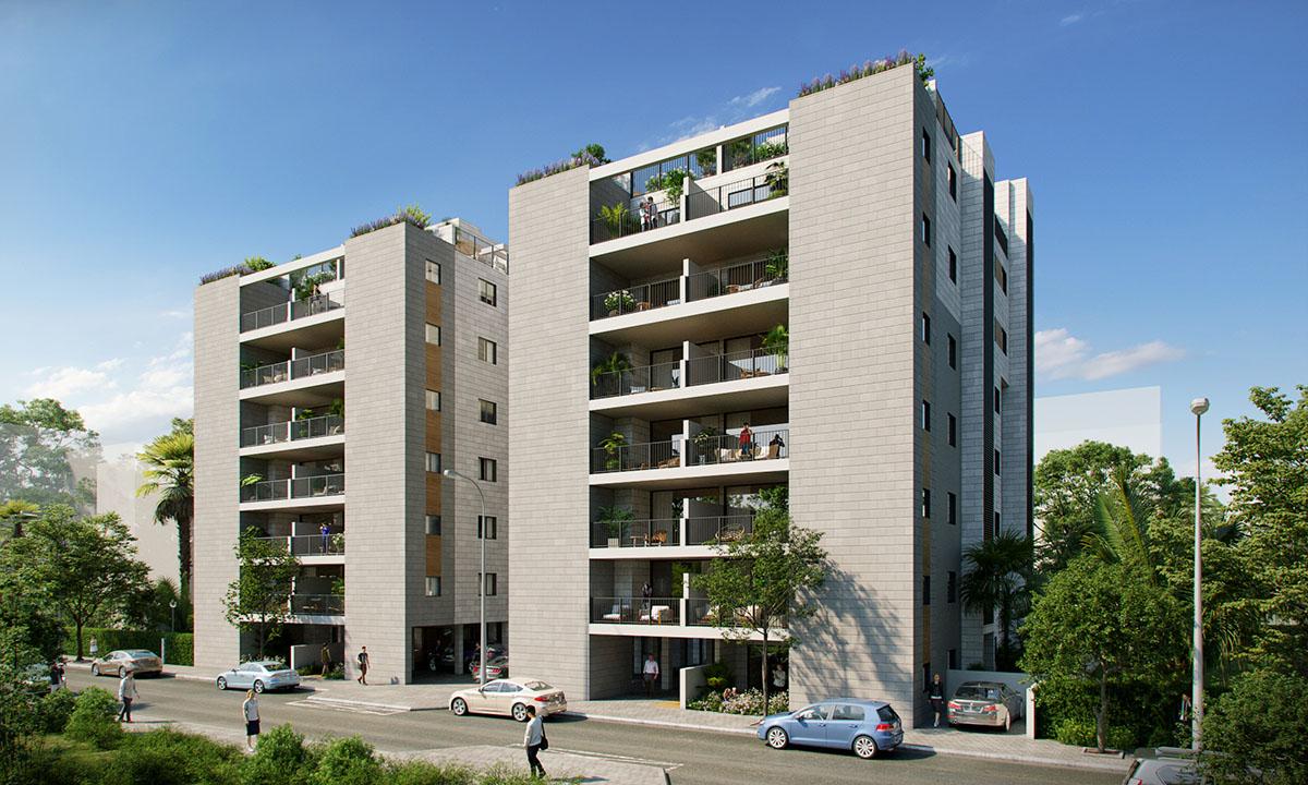 יזם פינוי בינוי - מרכז העיר